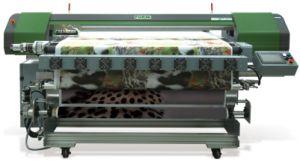 Stampatore della tessile di Forni (VX1806)