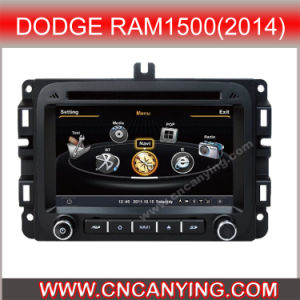 GPS, Bluetooth를 가진 Dodge RAM1500 (2014년)를 위한 특별한 Car DVD Player. A8 Chipset Dual Core 1080P V-20 Disc WiFi 3G 인터넷 (CY-C286로)