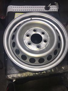 Bvr自動鋼鉄車輪のチューブレス車輪