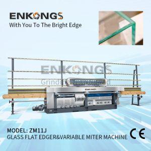 Máquina de esquadria de vidro plano e esquadria de vidro variável