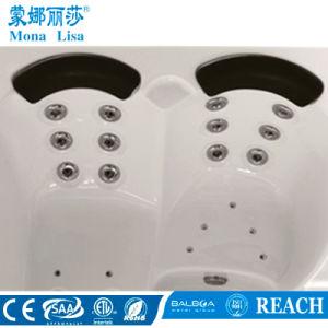 3 Pessoa Hot-Sales Portable Hidromassagens Jacuzzi (M-3332)