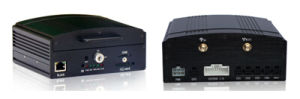 2.5 HDD 4 Channel Mobile DVR Support 3G GPS WiFi