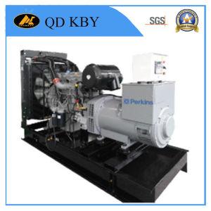 40kw強いパーキンズエンジンを搭載する長い間の動力源の発電機