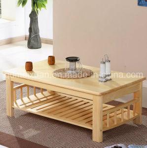Твердый деревянный обеденный стол в гостиной мебели (M-X2381)