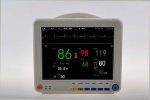 La fabbrica chirurgica delle attrezzature mediche dirige 12.1 il video Mslmp20 di pollice ECG