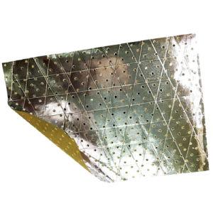 Lámina perforada de materiales de construcción de Aluminio de aislamiento
