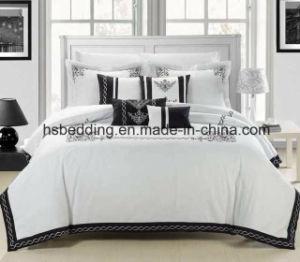 100%年の綿の寝具のホテルの寝具セット