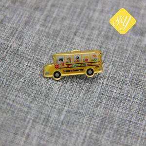 에폭시 기장이 주문을 받아서 만들어진 도매 승진 금속 학교 버스에 의하여 농담을 한다