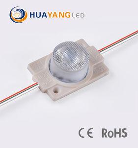 옥외 광고 표시를 위한 2.4W 고성능 DC12V 3535 LED 역광선 모듈
