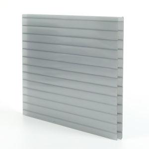 La SGS approuvé PC Panel à effet de serre en polycarbonate