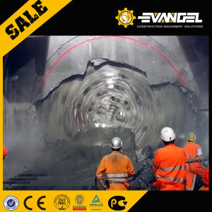 54ton Roadheader Ebz200 túnel subterrâneo a máquina
