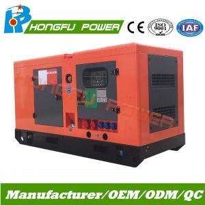 6 cylindres 100kw puissance générateur diesel avec moteur Cummins 6BTA5.9-G2