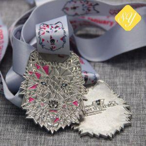 賞のスポーツの金属のJiu-Jitsu卸し売り安くカスタマイズされたメダル、Taekwondoメダル