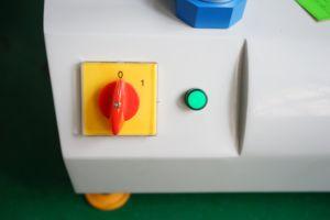 O alongamento da película de coluna única máquina de ensaio de tracção
