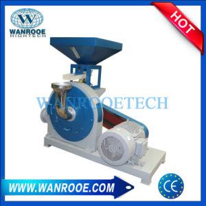 Plastique haute capacité Micro Fine poudre Milling machine pulvérisateur