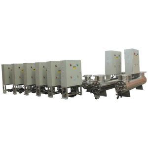 UV Ultraviolette van het Systeem van de Filtratie van het Water van de Desinfectie Kiemdodende Straling