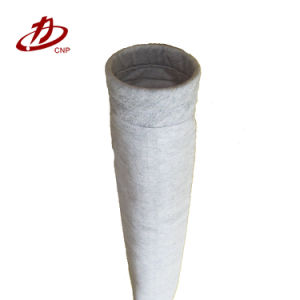 Sacchetto filtro della polvere di resistenza dell'alcali e dell'acido per il collettore di polveri