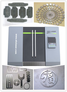 Laser à fibre optique de la faucheuse pour tôle acier au carbone 1-22mm