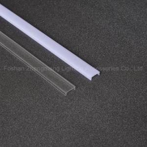Angle de 16mm carré profilé aluminium led voie Bande LED avec Spray noir/blanc