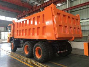 420HPダンプカートラックのための重い鉱山のダンプトラック70tの価格