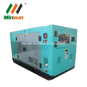 Три этапа Silent 15 ква генератор с дизельным двигателем с Китая дешевые цены