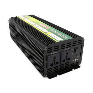 Инвертор 12V 110 В 2000W с зарядным устройством для солнечной системы