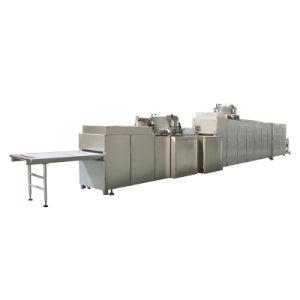 Équipement de fabrication de chocolat chocolat Mutifunctional du dépôt de la ligne de production