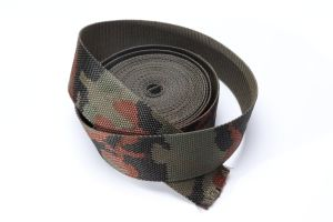 袋、ベルトおよび衣服のアクセサリ(1812-58年)のためのPPのジャカードウェビング