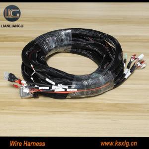 ロボット電源の配線用ハーネスOEMデザイン