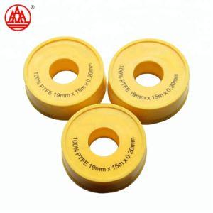 Nastro di sigillamento PTFE del filetto di PTFE per i rubinetti e l'impianto idraulico