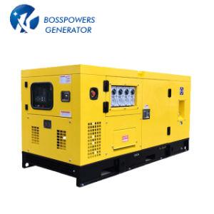 Elektrische Diesel van het Type van Yuchai van het Begin Stille Generator 60kw