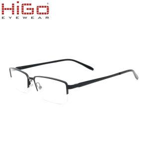 De in het groot Frames van de Glazen van de Oogglazen van het Metaal van de Voorraad Optische, het Frame van Eyewear van de Manier