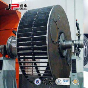 Горизонтальная машина для балансировки типа ID электровентилятора системы охлаждения двигателя