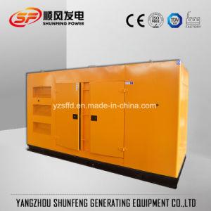 800kVA Mtu industrial gerador diesel de Energia Elétrica com canópia silenciosa