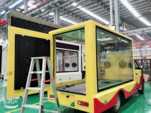 4X2トラックを広告する屋外展覧会LEDの移動式掲示板3トンの