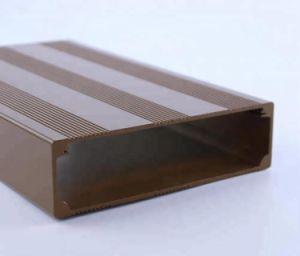 Fare scorrere il profilo dell'alluminio finestra/del portello