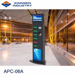 Winnsen Bekanntmachen und Handy-Ladestation APC-06A