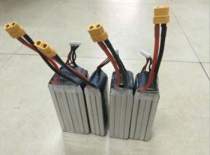 RC 건전지를 위한 높은 출력 비율 11.1V 15c 리튬 중합체 건전지