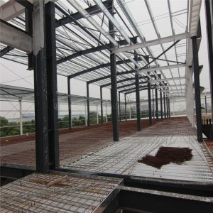 Las estructuras de acero construcciones pre fabricados en China, la compañía Qingdaoprd