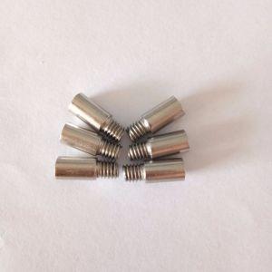 Болт с шестигранной головкой из нержавеющей стали для изготовителей оборудования установите винт без