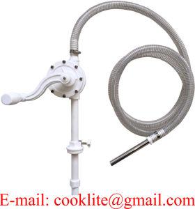 Handmatige Rotatiepomp Van Polypropyleen / Doordraaipomp Met Uitloop Voor En Antivries / Bomba de Adblue