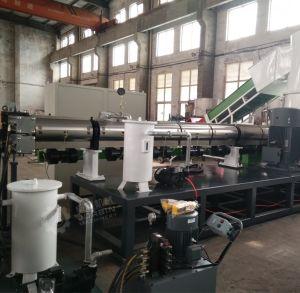 HDPE LDPE LLDPEのフィルムのプラスチックペレタイジングを施す機械