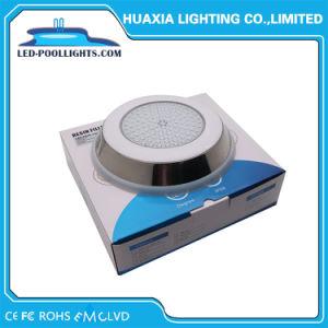 Wasserdichtes IP68 RGB an der Wand befestigtes LED Swimmingpool-Unterwasserlicht