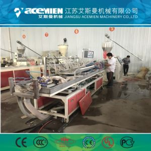 Panneau de plafond en plastique PVC carte murale extrusion de la machine