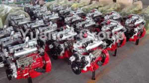De Dieselmotor van Isuzu 4jb1 4jb1t voor de Reeks van de Generator en de Pomp van het Water