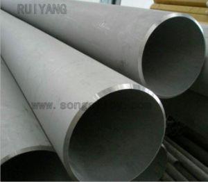 310S tubo redondo de aço inoxidável com Stock