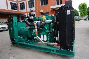 600kw/50kVA DieselGenset mit Isolierungs-Kategorie H/H des Ricardo-Motor-Tad61 IP22