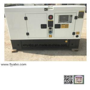 Генераторах производителя20 КВА 30 КВА 40 Ква Perkins бесшумный дизельный генератор цена