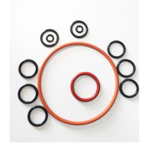 防水Oリングの順序へのゴム製ゴム製シリコーンの歓迎