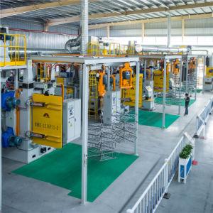 [مفلي] اصباغ كبيرة سطحيّة يعالج كلاب نوع يسطّح آلة صاحب مصنع